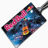 Red Bull 'Lightning' Tag